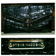 For Sale: Steve madden clutch  for $22