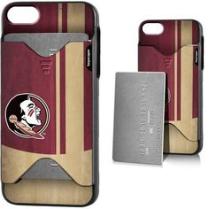 Florida State Seminoles Apple iPhone 5/5s Credit Card Case