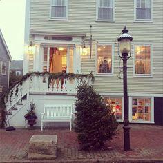 Freedoms of Nantucket: A Nantucket November