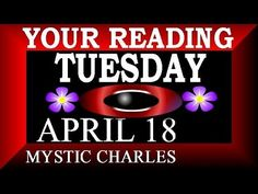 Your Daily Tarot Reading TUES April 18 OH BABY !!! Show your love, & support for what WE do.