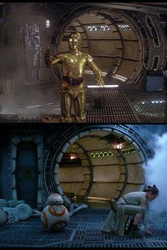 The Millenium Falcon Darth Maul Clone Wars, Star Wars Boba Fett, Star Wars Rebels, Lego Star Wars, Darth Vader, Lego Millenium Falcon, Millennium Falcon Model, Star Wars Spaceships, Star Wars Light Saber