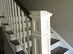 Guehne Made   Kansas City | Home Remodeling | Home Styling | Custom  Woodworks | Custom Furniture: Before And After | Leawood, KS Stair  Renovations ...