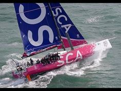 ▶ Boat talk with Team SCA - Volvo Ocean Race 2014-15 - YouTube