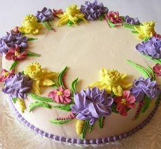 professional cake decorating - Payhip Soften Brown Sugar, Make Brown Sugar, How To Make Brown, Cake Decorating Designs, Cake Decorating Techniques, Cupcakes Decorating, Decorating Tools, Cake Designs, Cookie Decorating