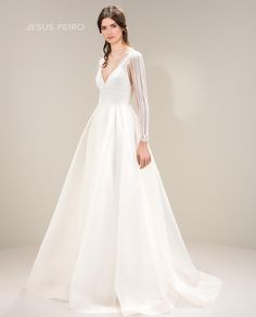 Vestido novia Jesús Peiró Ref.7070