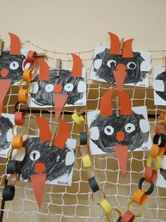 Santa Crafts, Nursery, Kids Rugs, Education, Christmas, Party, Crafts, Crafting, Xmas