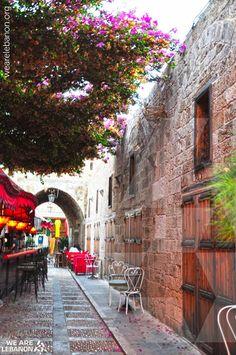 The streets of old #Byblos شوارع #جبيل العتيقة