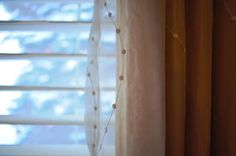 luminescent sheer layered over decadent silk  JP Custom Draperies #homedecor #customdraperies
