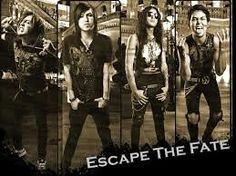Escape The Fate <3