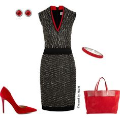"""""""FALL 2013 WORK LOOK"""" by marion-fashionista-diva-miller on Polyvore"""