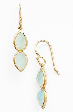 mint leaf drop earrings http://rstyle.me/n/j5j45r9te