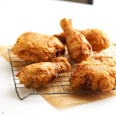 Perfect Fried Chicken: Whats The Secret?