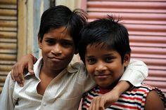 Like brothers / Jaipur / Rajahstan / India