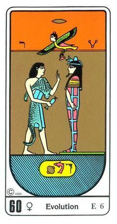 Egipcios Kier Tarot.