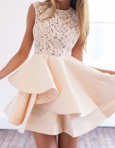 Light Pink Prom Dress,Sleeveless Prom Dress,Layered Prom Dress,Fashion