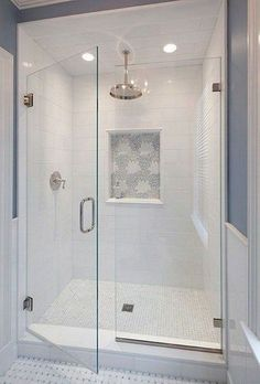 Beautiful Shower Tile Ideas For Your Bathroom