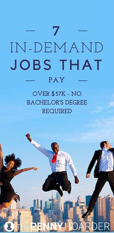 Yes, you can earn a good living without going to school forever. These seven high-paying jobs are a great place to start -- and don't require a four-year degree. /thepennyhoarder/ http://www.thepennyhoarder.com/high-paying-jobs-without-a-bachelors-degree/
