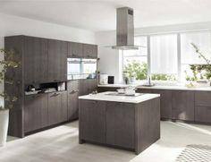 Tips-voor-een-hoekkeuken-of-L-keuken-2 Kitchen Dining, Kitchen Island, Kitchen Cabinets, Dining Room, Küchen Design, Outdoor Furniture, Outdoor Decor, My House, Wood