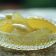 Αρωματικό όσο κανένα άλλο φρούτο, ίσως το καλύτερο γλυκό για κέρασμα Greek Desserts, Greek Recipes, Fruit Preserves, Cooking Spoon, Bergamot, Soul Food, Jelly, Sweet Tooth, Deserts