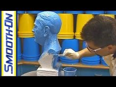 Severed Head Mold Part 1: Mold Making - YouTube