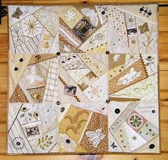 Image result for crazy quilt blocks