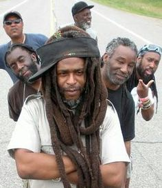 Steel Pulse Reggae Band