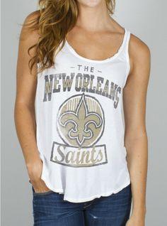 NFL New Orleans Saints Tank