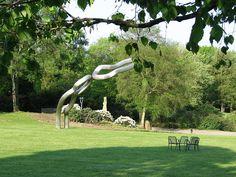 Skulpturen im Grugapark Essen