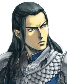 Fingon by Ironhill/katsuobushield