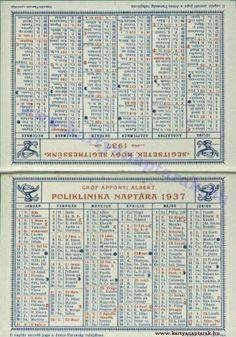 1937 - 1937_0008 - Régi magyar kártyanaptárak