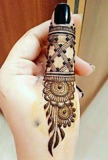 Henna Hand Designs, Circle Mehndi Designs, Mehndi Designs Finger, Khafif Mehndi Design, Mehndi Designs For Kids, Latest Bridal Mehndi Designs, Modern Mehndi Designs, Mehndi Designs For Beginners, Mehndi Design Photos