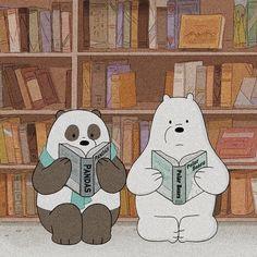 Cute Panda Wallpaper, Bear Wallpaper, Cute Disney Wallpaper, Cartoon Wallpaper, Cartoon Fan, Cute Cartoon Drawings, Cartoon Icons, We Bare Bears Wallpapers, Panda Wallpapers