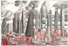 "O artista Mark Lascelles Thornton fala sobre sua obra ""The Happiness Machine"""