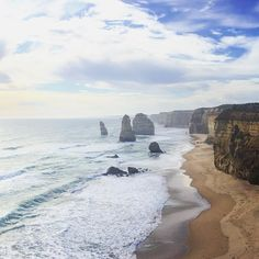 Should've stayed a little longer if only we had more time  #12apostles #melbourne #aussie #australia by imjewlss http://ift.tt/1ijk11S