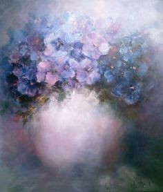 730-Wilma du Toit - Paintings - Sembach Art Painting Flowers, Florals, Paintings, Inspiration, Products, Art, Floral, Biblical Inspiration, Art Background