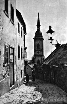 Bratislava, Times, Country, Retro, Places, Beautiful, Art, Art Background, Rural Area