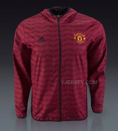 http://www.yjersey.com/1516-manchester-united-red-windbreaker-jacket.html Only$43.00 15-16 MANCHESTER UNITED RED WINDBREAKER JACKET Free Shipping!