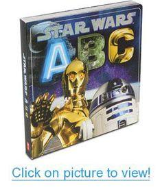 Kids Star Wars ABC Book Home #Office #Books