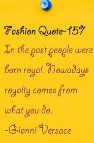 Fashion Quote - 157