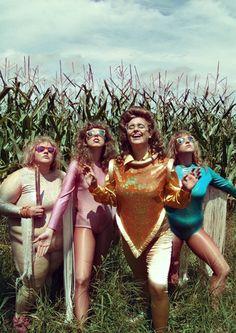 women of the corn ?