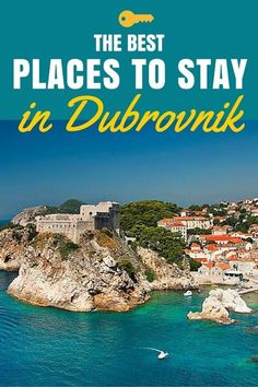 Travel Croatia Blog. So you're headed on holidays to Dubrovnik, which means you'll need to know all of the romantic places to stay in Dubrovnik. The best place to stay in Dubrovnik for me is...
