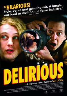 Delirious , starring John Candy, Mariel Hemingway, Emma Samms, Raymond Burr. A soap opera writer gets hit on the head and wakes up as a character in his own show. #Comedy #Fantasy