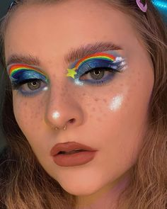 Photo shared by keely 🌱 makeup artist on December 04, 2020 tagging @nikkietutorials, @norvina, @beautybaycom, @limecrimemakeup, @jaclynhill, @anastasiabeverlyhills, @colourpopcosmetics, @jaclynhillcosmetics, @milkmakeup, @glamvicecosmetics, @tghlashes, and @norvinacosmetics. Image may contain: 1 person, closeup. Creative Makeup Looks, Talent Show, Everyday Look, Makeup Art, Close Up, December, Photo And Video, Artist, Image