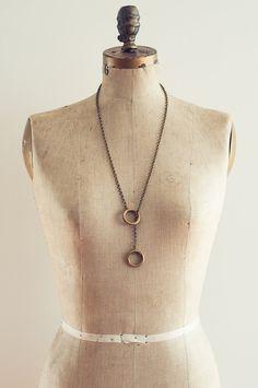 Adah Unisex Necklace by Dolorous on Etsy