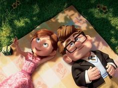 Up- Carl and Ellie