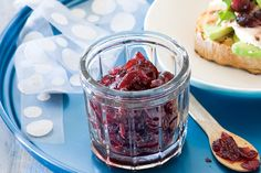 For the perfect accompaniment to your festive feast, or for a gourmet Christmas present, whip up this chunky cranberry relish.
