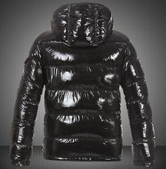 Moncler Shiny Down Jacket Men S