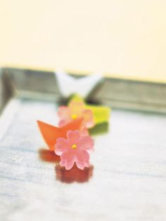Japanese dry confectioneries, Higashi 干菓子