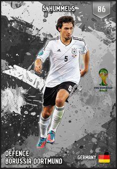 #MatsHummels Germany FIFA World Cup 2014 Lineup