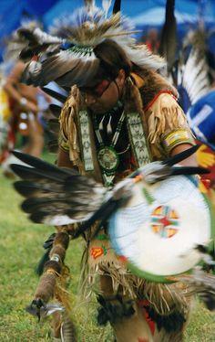 Chickahominy Fall Festival/Pow Wow by Tobyotter, via Flickr